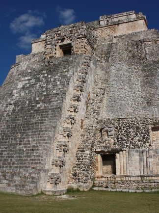 voyage liberté autotour Yucatan Mexique