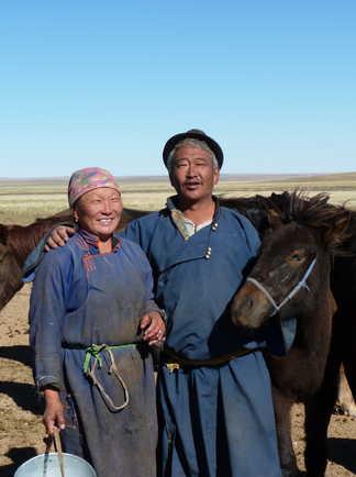 rando trek mongolie, nomades, vallée de l'Orkhon