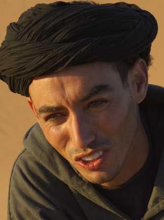 Saïd, guide Maroc