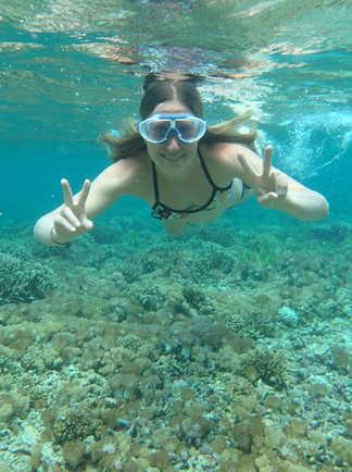 Snorkeling, Bali, Indonésie