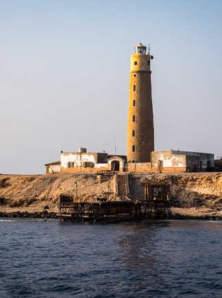 Solitaire, le phare des îles Brothers veille