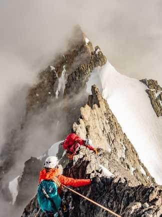 Sommet alpinisme