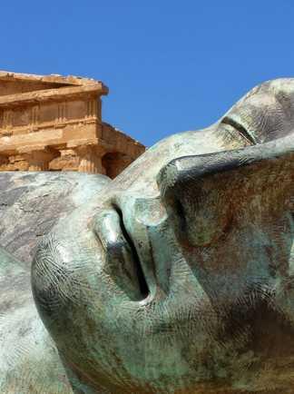 Temple Agrigento