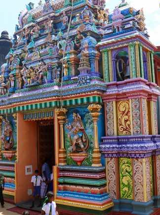 temple-tamoul-à-Jaffna-Nord-du-Sri-Lanka