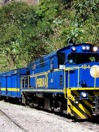 Train des Andes au Pérou