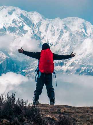 Trek des Annapurnas