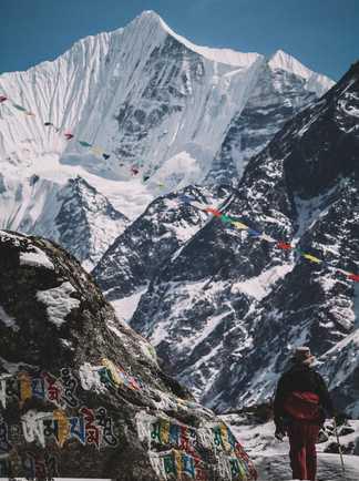 Trek du camp de base de l'Everest