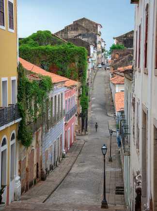 Ville coloniale de Sao Luis