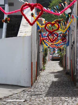 Ville de Pico, Açores