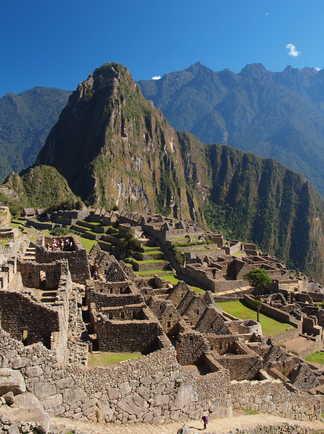 Citadelle du Machu Picchu, Pérou