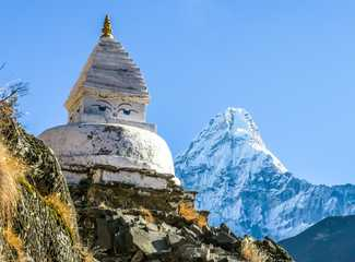 Khumbu Everest Ama Dablam