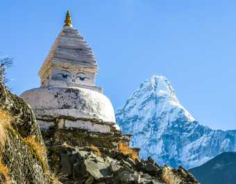 Khumbu Everest Ama Dablam