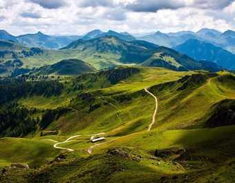 Le massif de Zlatibor, Serbie