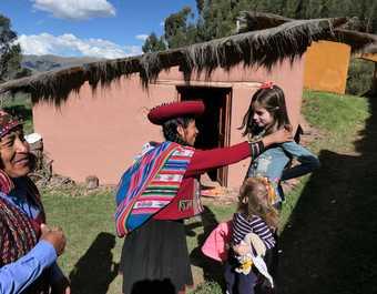 Pérou-Vallée sacrée