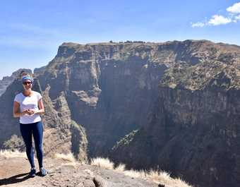 Randonnée dans le Parc National du Simien