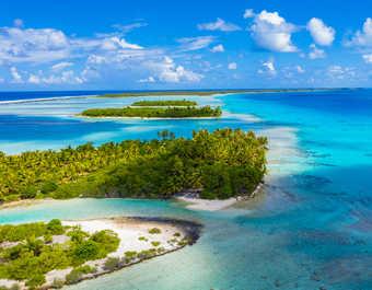 Rangiroa, atoll des Tuamotus