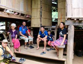 trek Thaïlande, ethnies Thaïlande, voyage Thailande