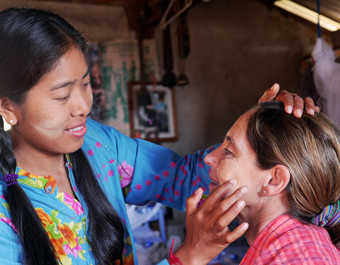 Rencontre et traditions au cœur du pays Shan