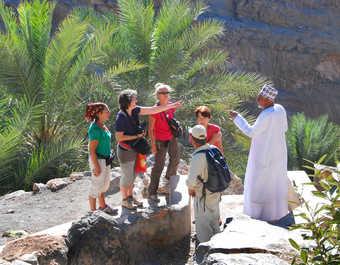 Rencontres oasis, Oman