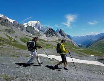 Tour du Mont Blanc, Trek, Randonnée
