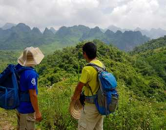 trek vietnam, voyage Vietnam, nord vietnam, Tonkin, trek Cao Bang