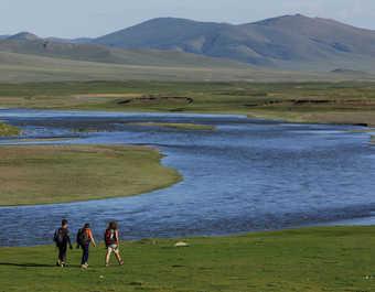rando trekking Mongolie, Arkhangai, parc des 8 lacs