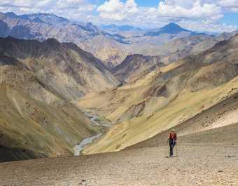 Vallée de Sumda - Zanskar