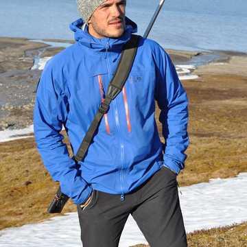 Ronan Benezech, guide arctique 66°Nord