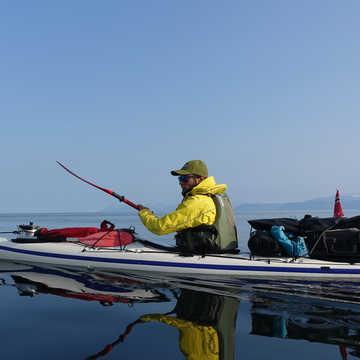 Yannick Long guide arctique
