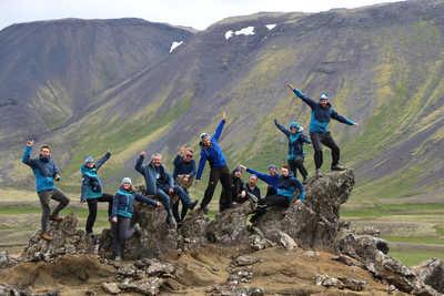 Equipe Islande 66°Nord