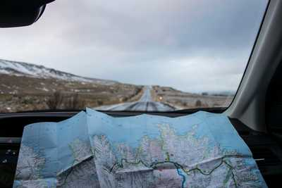 Photo d'un roadtrip en Islande