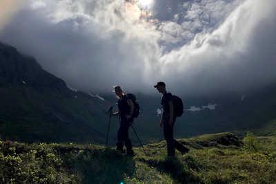 Trek en Norvège