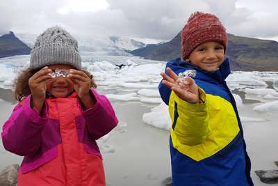 Vacances en famille en Islande