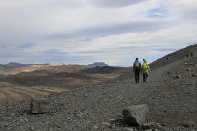 Voyage sur-mesure Islande Myvatn