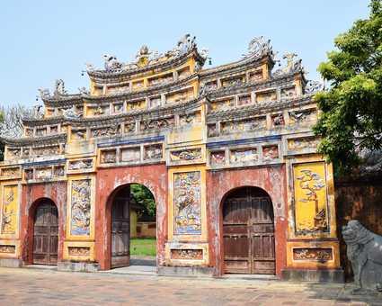 Citadelle impériale de Hué, Vietnam