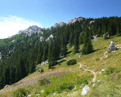 Croatie, randonnée dans le massif de Velebit