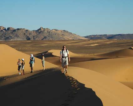 Dunes Zireg, Maroc