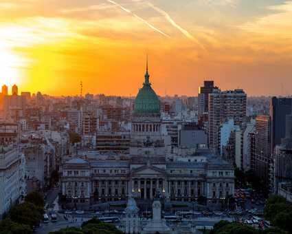 Palacio Barolo à Buenos Aires