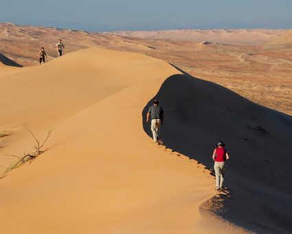 Rando dunes Wahibah, Oman