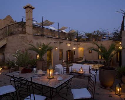 Riad Aladdin, Marrakech, Maroc