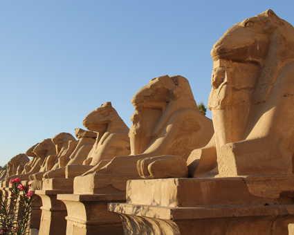 Temples de Karnak, Egypte