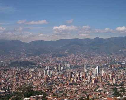 Ville de Medellin