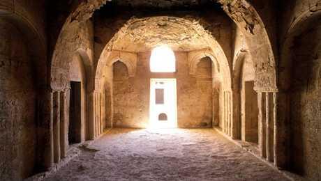 Citadelle d'Ajlun, Jordanie