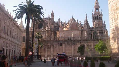 Eglise à Seville