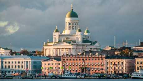 Helsinki, capitale de la Finlande