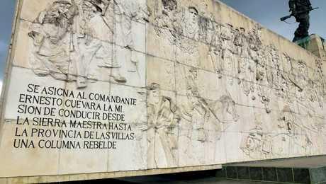 Mémorial Che Guevara à Santa Clara, Cuba
