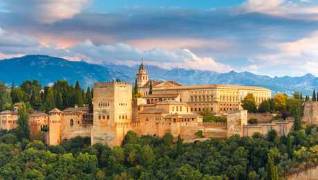 Palais de l'Alhambra, Grenade