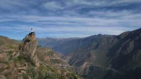 Pérou-Canyon de Colca