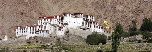 Monastère de Likir Gompa au Ladakh
