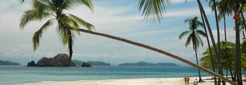 plage, baignade, snorkeling, faniente, costa rica